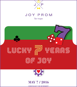 Joy Prom Las Vegas Program