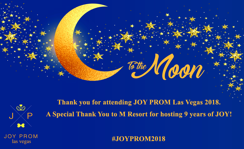 Joy Prom To The Moon 2018